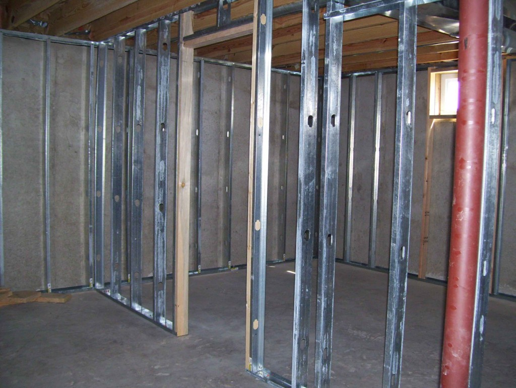 w map nations drywall - Metal Studs Framing
